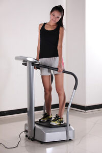 CRAZY FIT MASSAGE WORK OUT EXERCISE MACHINE STATE OF THE ART ! Cambridge Kitchener Area image 1