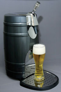 Koolatron 5L Mini Beer Keg Cooler with Tap