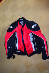 Women's Joe Rocket Phoenix Mesh jacket with liner