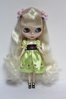 """Takara 12"""" Neo Blythe Nude Doll from Factory No.342"""