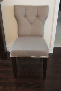 Set of 4 High Quality Dining Chairs