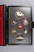 All Canadian and Foreign Coins and currency RCM mint sets silver