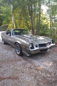Z28 with T roofs !