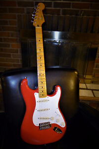 Fender Classic Vibe Squier Strat with Fender fat 50's pickups