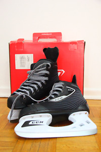 Junior CCM skates size 5