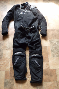 Alpinestars jacket and pants