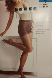 BLACK PANTYHOSE SIZE D (NEW INVENTORY)