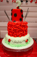 Custom Cakes and Sweets! Last minute orders welcomed
