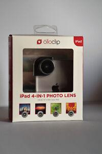 Olloclip 4-in-1 Lens for iPad Air, Mini Retina