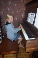Piano Lessons near Williamstown