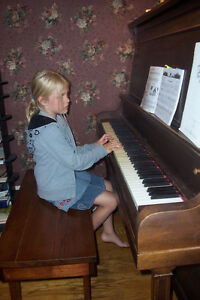 Piano Lessons near Williamstown Cornwall Ontario image 1