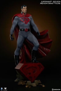 Sideshow Collectibles Red Son Superman Premium Format Statue