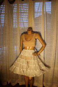 Vintage 1930's Skirt with Wiring