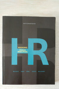 Managing Human Resources - 8th Edition by Belcourt, Singh, Snell