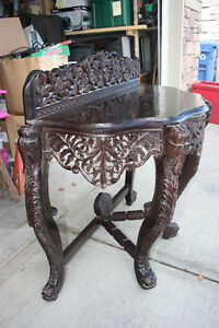HandCraft Entry Way Console Table