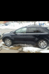 2008 Ford Edge cuir VUS