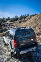 2012 Nissan Xterra SV 4x4 SUV, W/Nav, Warranty, Carplay, B.U Cam