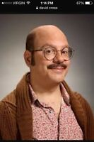 David Cross Tickets Feb 14 Detroit