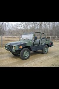 WANT parts for an ILTIS