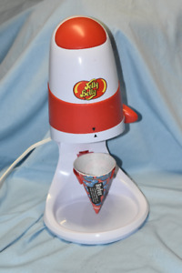Jelly Belly Electric Snow Ice Shaver