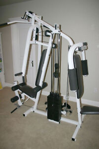 PARABODY 350 Serious Steel Home Gym $550 OBO