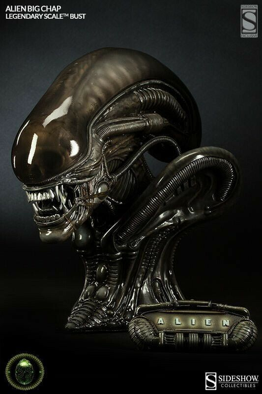 "Alien ""Big Chap"" Legendary Scale Bust Exclusive Sideshow Collectibles #279"