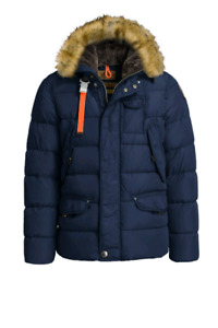 Parajumper medium men blue marine coat