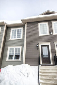2 STOREY TOWNHOUSE FOR SALE - NO YARD MAINTENANCE