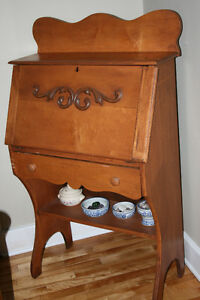 Antique sideboard/liquor cabinet