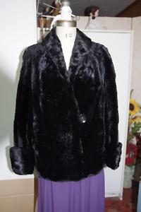 FUR COAT/JACKET –Beaver Fur