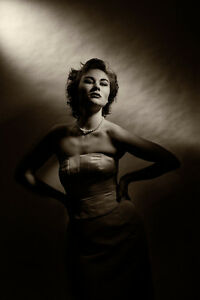 Retro Hollywood Glamour style photo shoots! St. John's Newfoundland image 1