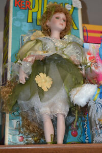 FAIRY DOLL - Cathay Collection LOW #81 of 5000 bisque porcelain Windsor Region Ontario image 1