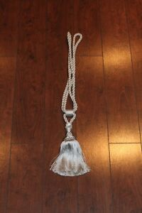 large silver tassel (new) Windsor Region Ontario image 1