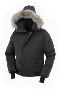 Barely Used Canada Goose Chilliwack Bomber Black Size Small