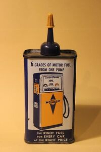 Vintage Sunoco Small Oil Can  (VIEW OTHER ADS) Kitchener / Waterloo Kitchener Area image 1