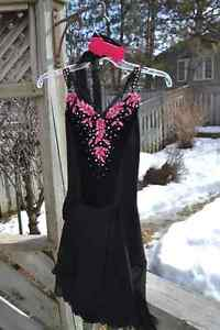 Beautifully Detailed Skating Dress Kitchener / Waterloo Kitchener Area image 2