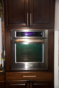 KitchenAid Wall Oven 3.8 cu. ft. True Convection Series II