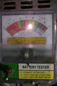 Battery Load Tester - MotoMaster, 100A