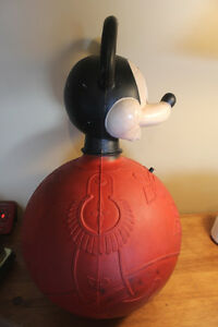 Vintage Mickey Mouse Bouncy Ball London Ontario image 4