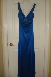 Long Dress - Blue