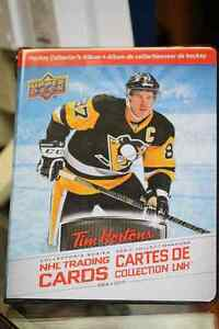 Tim Horton's Hockey Cards 2016-17: FULL COLLECTION