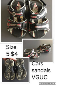 Baby/toddler boy shoes and sandals