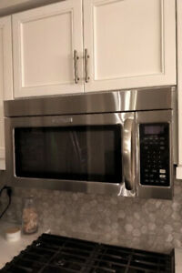 Kitchenaid Stainless Steel Over The Range Microwave