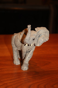 "Martha Carey ""The Herd"" collectible elephant - Belle"