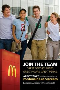 Full Time and Part Time - All Positions - McDonald's