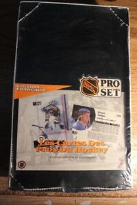 1991/92 Pro Set  Hockey Cards FRENCH VERSION ( VIEW OTHER ADS)