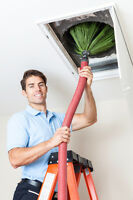 Furnace & Duct Cleaning, New Years Special $99