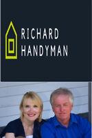"""Richard Handyman""  and Household Maintenance"