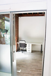 Private Offices for Lease in Coworking Space!
