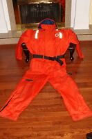 MUSTANG ANTI-EXPOSURE / SURVIVAL COVERALL
